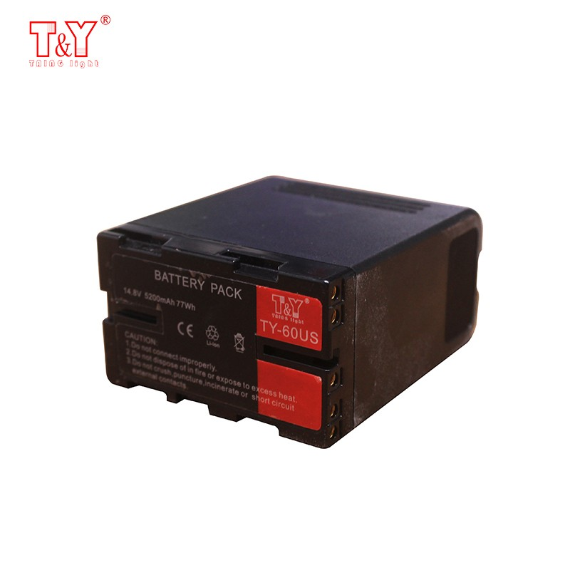 14.8V multi-function BP-U60 (TY-U60S) digital battery