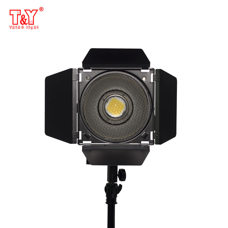 Photographic equipment studio bowen mount led COB light for shooting
