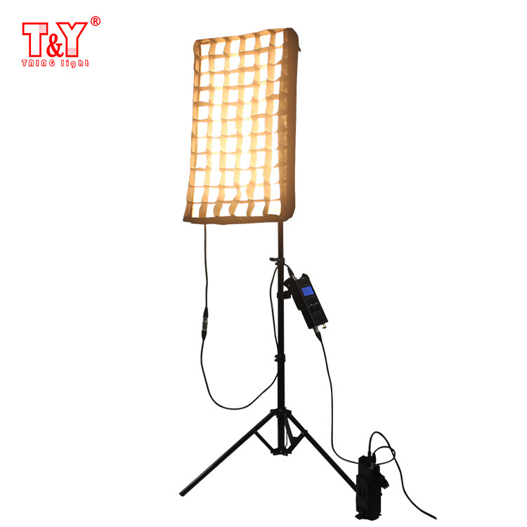 Portable filming lights high CRI 95 LED
