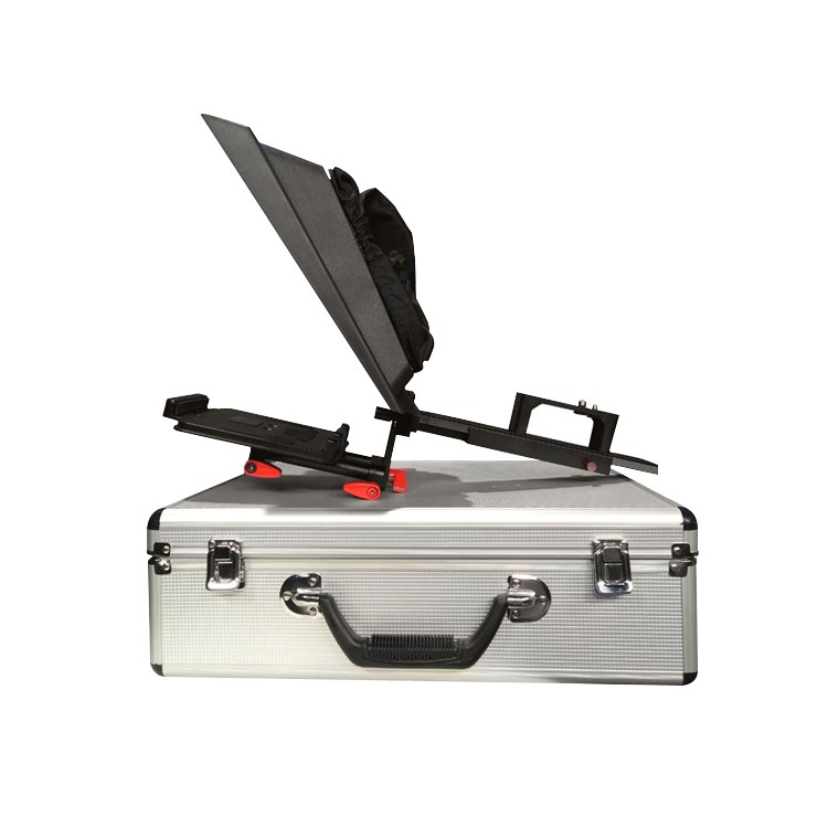 teleprompter case