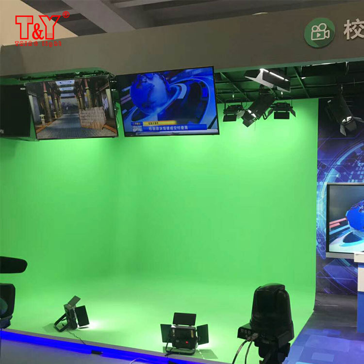 Is there a green screen paint instead textile based green screen? How effective is it?(图2)