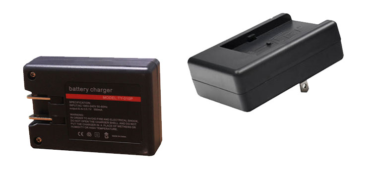 Portable digital battery charger for Sony NP-F970 F750 F550 (图2)